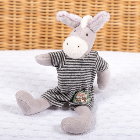 Moulin Roty Barnaby The Donkey Soft Toy