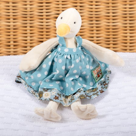 Moulin Roty Jeanne The Duck Soft Toy