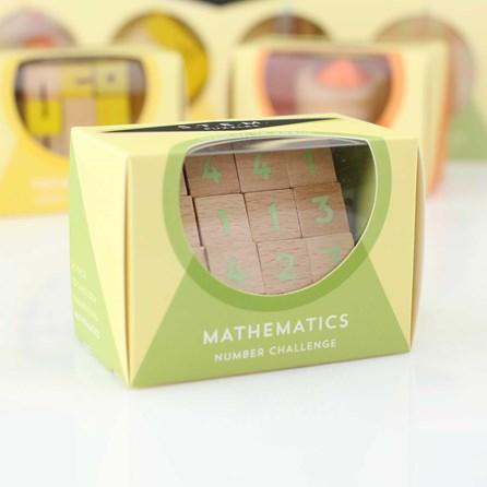 Stem Number Challenge Mathematics Puzzle