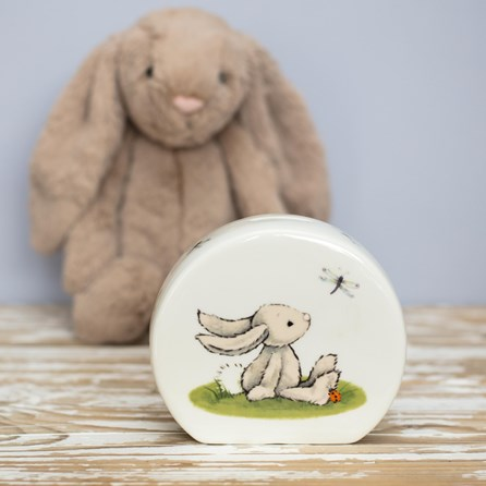 Jellycat Bashful Bunny Money Box