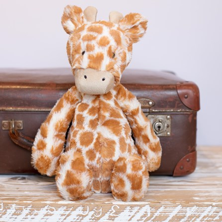 Jellycat Bashful Giraffe Medium Soft Toy