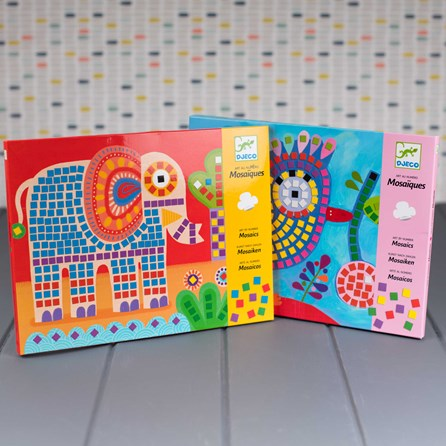 Colourful Mosaic Kits