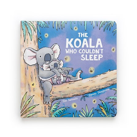Jellycat The Koala That Couldn't Sleep Book