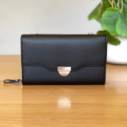 Clutch Bag in Black