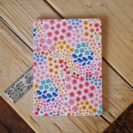 Flower Bomb Notebook
