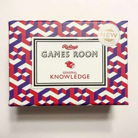 General Knowledge Quiz After Dinner Game