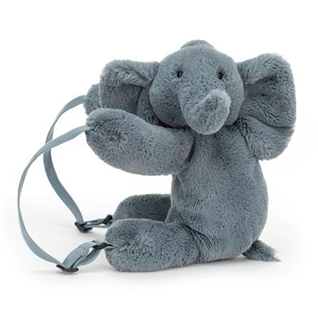 Jellycat Huggady Elephant Backpack