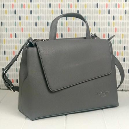 Tote Bag In Grey