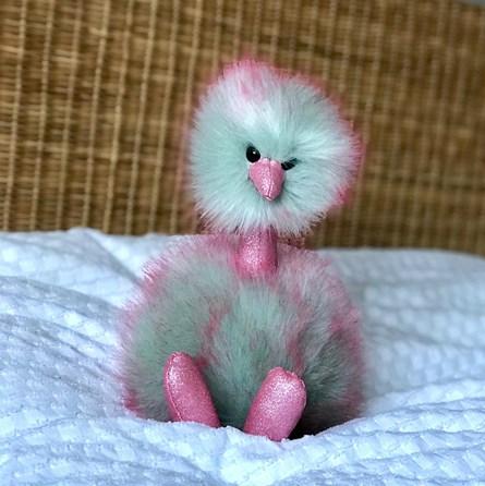 Jellycat Pompom Mint Fizz Medium Soft Toy