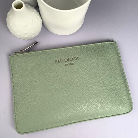 Stunning Pouch In Mint