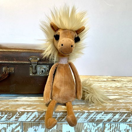 Jellycat Swellegant Willow Horse Soft Toy