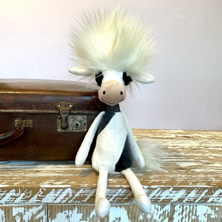 Jellycat Swellegant Bonnie Cow Soft Toy