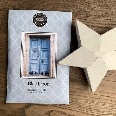 Scented Room Sachet - Blue Door