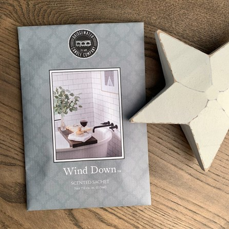 Scented Room Sachet - Wind Down