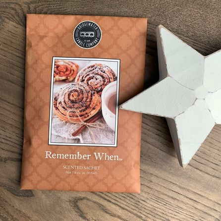 Scented Room Sachet - Remember When