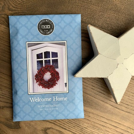Scented Room Sachet - Welcome Home