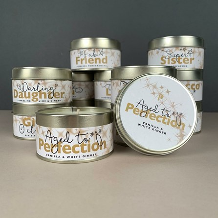 Pintail 'Aged To Perfection' Occasions Candle