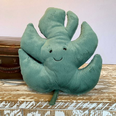 Jellycat Tropical Palm Leaf Soft Toy