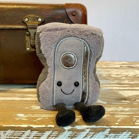 Jellycat Smart Stationery Sharpener Soft Toy