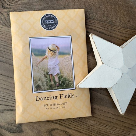 Scented Room Sachet - Dancing Fields