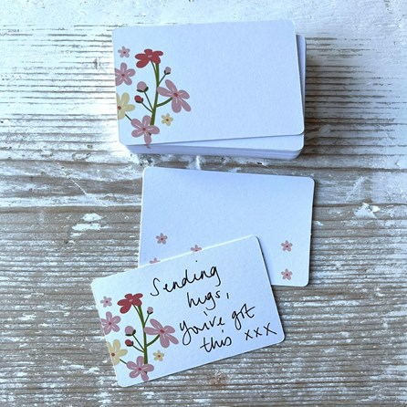 Cherry Blossom Thinklet Cards Pack of 50
