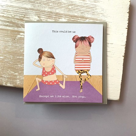 'This Could Be Us...' Greetings Card