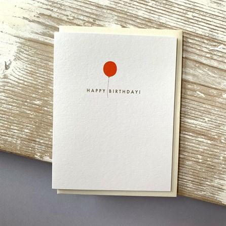 'Happy Birthday!' Greetings Card