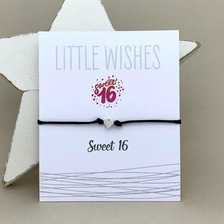 'Sweet 16' Wish Bracelet