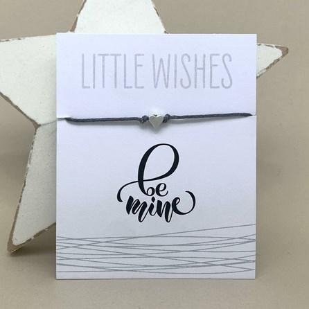 'Be Mine' Wish Bracelet