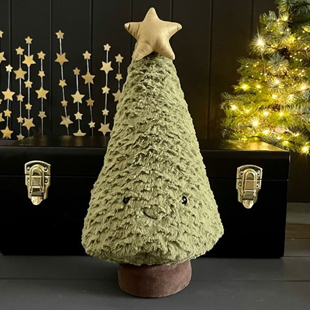 Jellycat Amuseable Christmas Tree Large Soft Toy