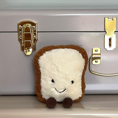 Jellycat Amuseable Toast Small Soft Toy