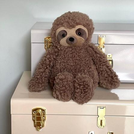 Jellycat Big Fluffy Cicero Sloth Soft Toy