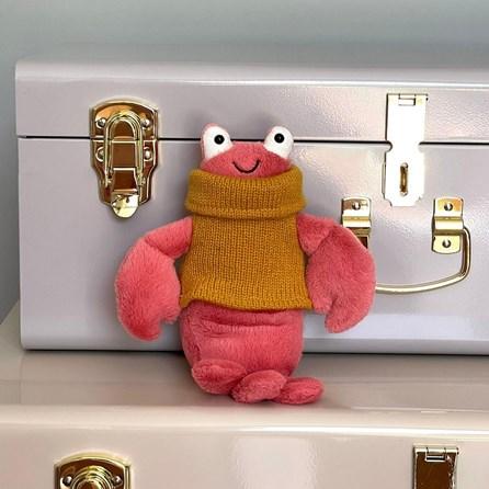 Jellycat Cozy Crew Lobster Soft Toy