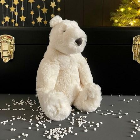 Jellycat Hugga Polar Bear Little Soft Toy