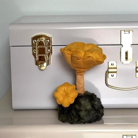 Jellycat Wild Nature Chanterelle Mushroom Soft Toy