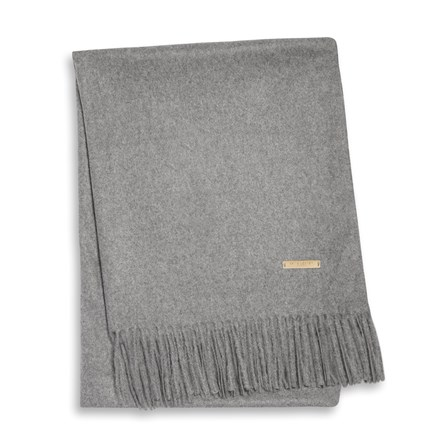 Katie Loxton Wrapped Up In Love Boxed Scarf In Grey