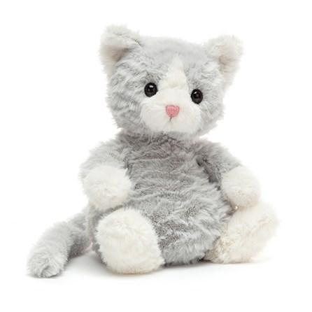 Jellycat Mitten Kitten Shimmer Soft Toy
