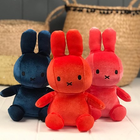 Candy Orange Velvet Miffy