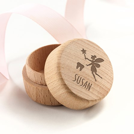 Personalised Magic Tooth Fairy Box