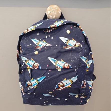 Spaceboy Mini Children's Backpack