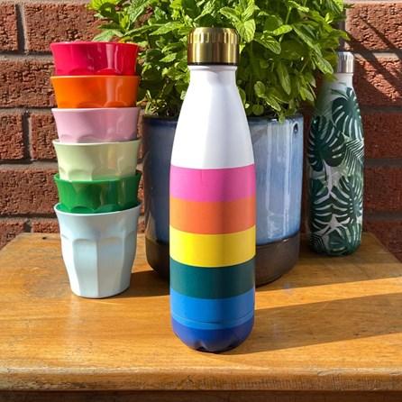 Rainbow Brights Stainless Steel Bottle