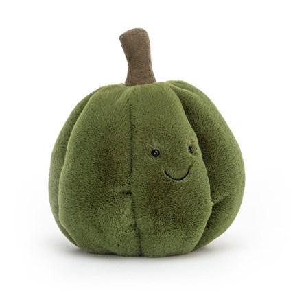 Jellycat Squishy Squash Green Soft Toy