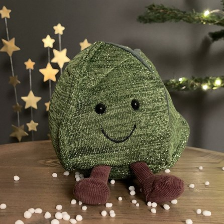 Jellycat Amuseable Brussels Sprout Soft Toy