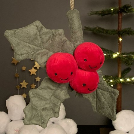Jellycat Amuseable Holly Soft Toy