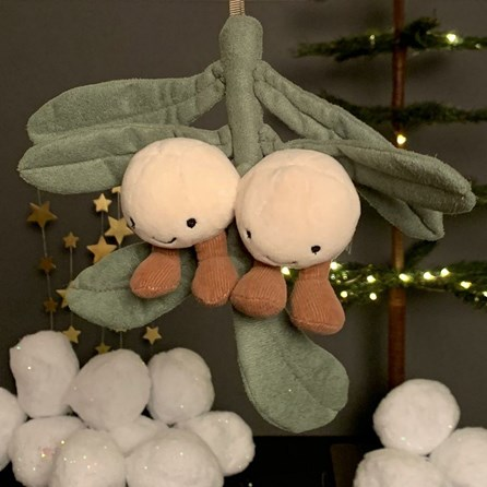 Jellycat Amuseable Mistletoe Soft Toy