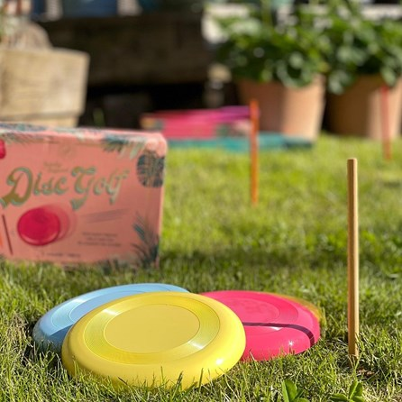 Totally Tropical Disc Golf