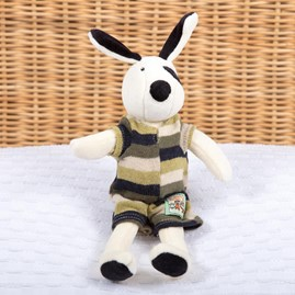 Moulin Roty Julius The Dog Soft Toy