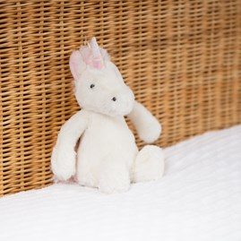 Jellycat Bashful Unicorn Small Soft Toy