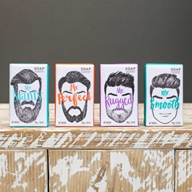 Mr Beard Soap Bar