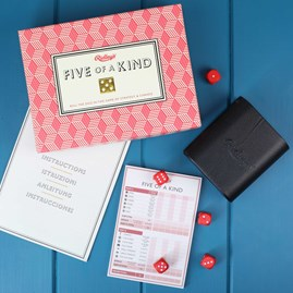 Five Of A Kind After Dinner Game